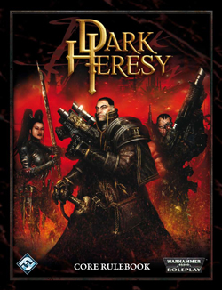 Dark Heresy Cover