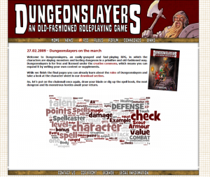 dungeonslayers.com
