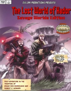 Lost World of Hador