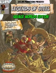 Legend of Steel