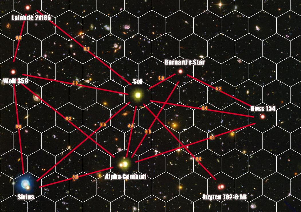 Information Literacy Center LaGuardia Community College Library - Star map generator
