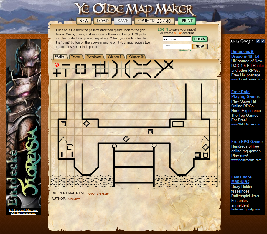 Collection D D Map Generator Photos, - World Map Database on