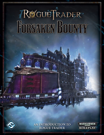 Forsaken Bounty (cover image)