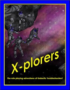 X-plorers final cover