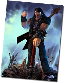 Eddie Riggs from Brütal Legend