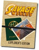 Savage Worlds Explorers Edition
