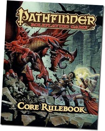 Pathfinder RPG Cover