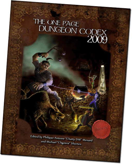 OPD Codex 2009 Deluxe
