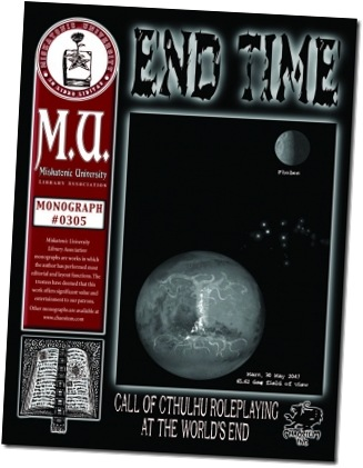 End Time cover