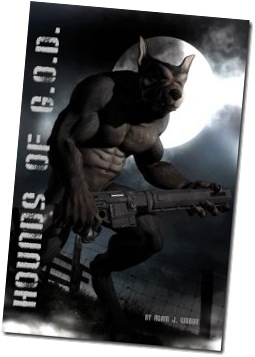 Hounds of G.O.D. cover