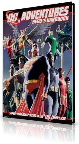 DC Adventures cover