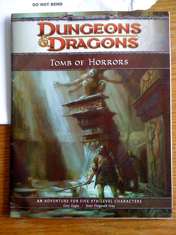 tomb of horrors pdf 4e
