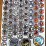 Dungeons & Dragons Red Box 4E tokens