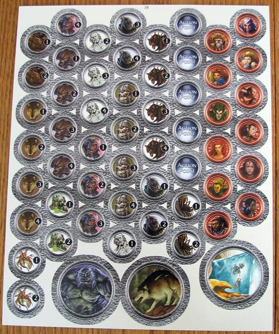 Sassy image regarding d&d monster tokens printable