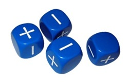 Fudge Dice