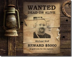 Wanted Poster (Western Style)