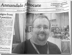Newspaper Handout