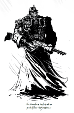 Promethean Royal Guard
