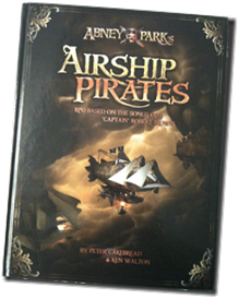 Airship Pirates cover