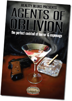 Agents of Oblivion cover