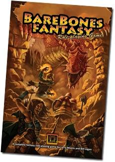 Bare Bones Fantasy cover