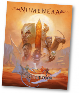 Numenera for post