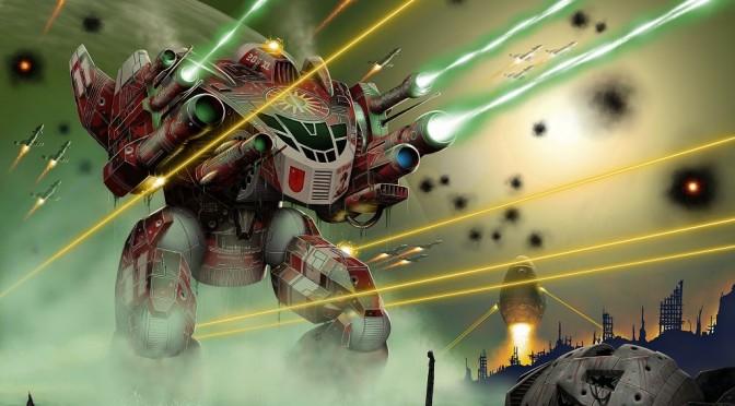 Fudging Battletech