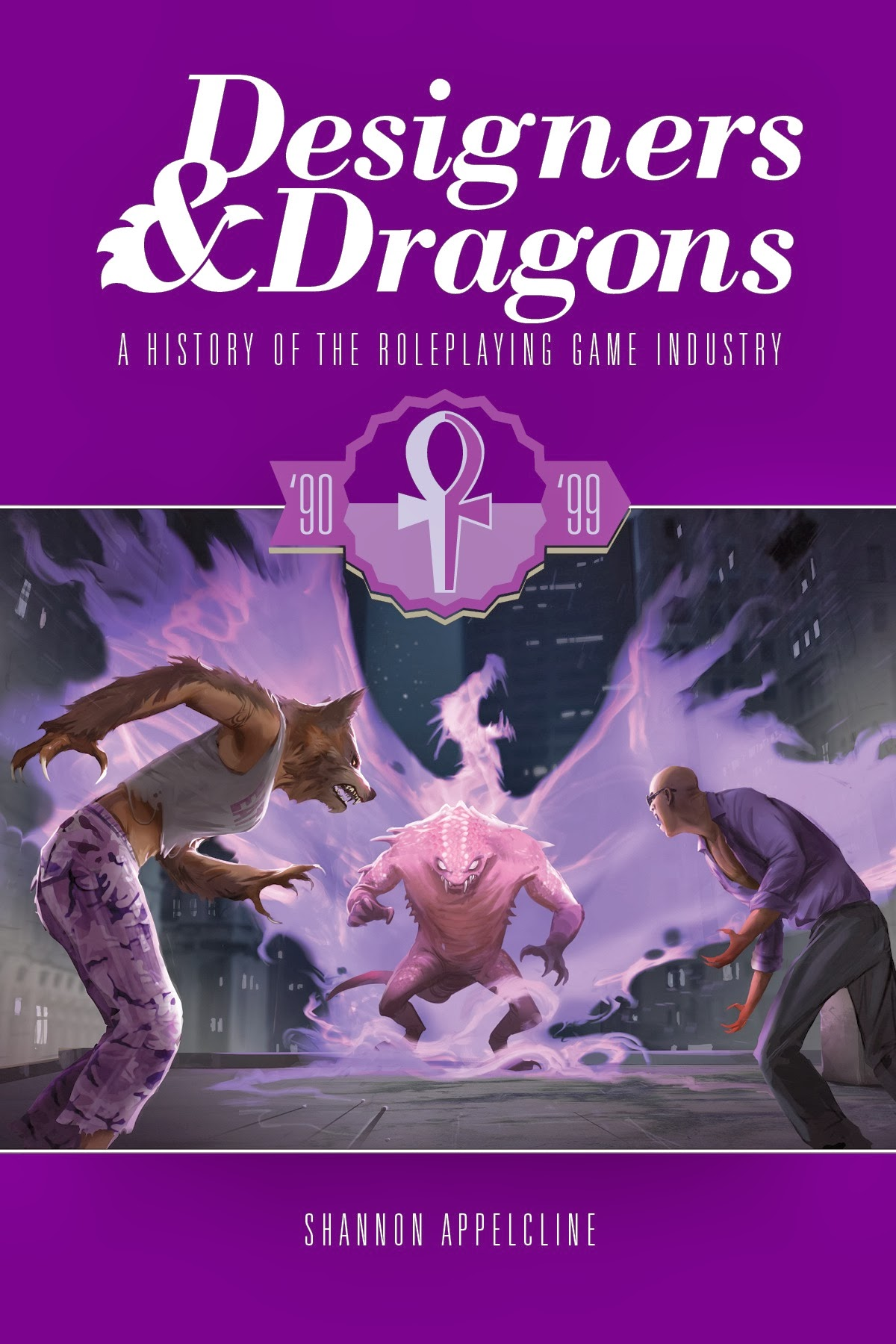 Designers & Dragons Cover 1990 (1)
