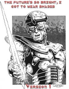 Cyber Knight 1