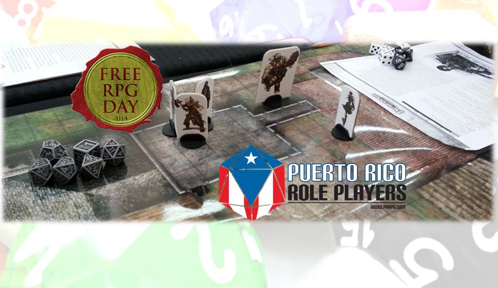 PRRP Free RPG Day