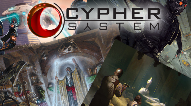 Preview: Cypher System Rulebook