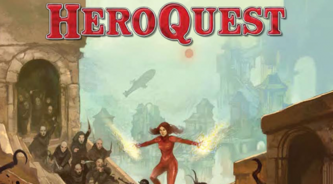 Hero Quest anyone?