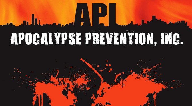 First Look: Apocalypse Prevention Inc. 2nd Edition