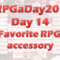 RPG a Day 14