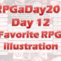RPGaDay Day 12