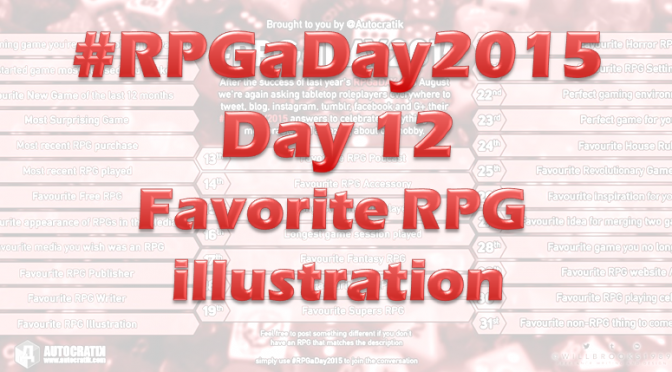 RPG a Day 2015 Challenge – Day 12