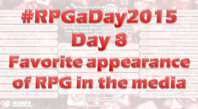 RPGaDay Day8