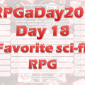 RPGaDay day 18