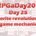 RPGaDay day 25