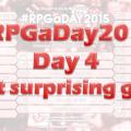 RPGaDay day 4