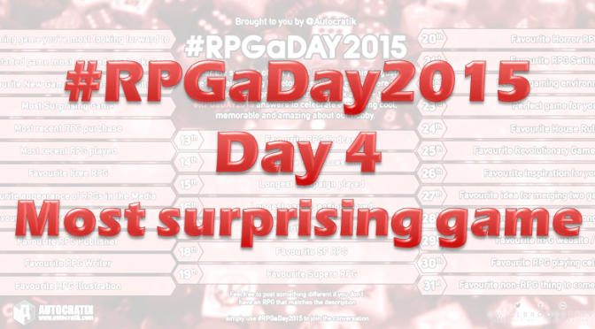 RPGaDay day 4