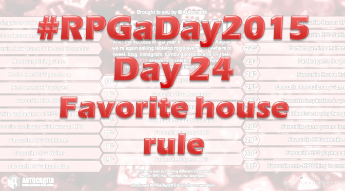 RPGaDay24