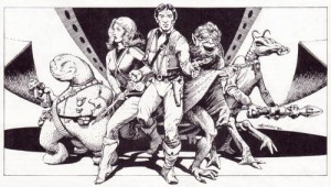 Star Frontiers Group