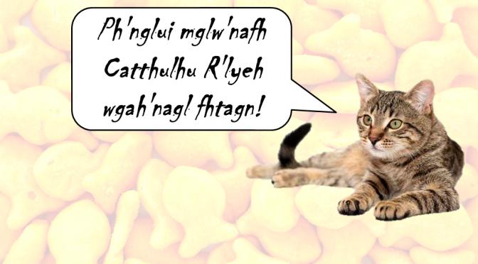 Herding Cats, Mythos Style!