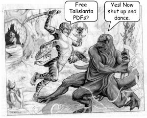 Talislanta dance
