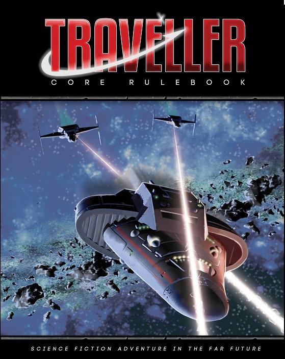 Traveller Core Rulebook (2016)