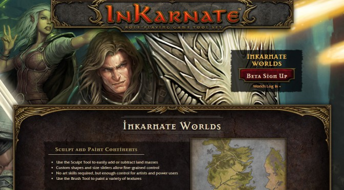 Inkarnate Entertainment Team Interview