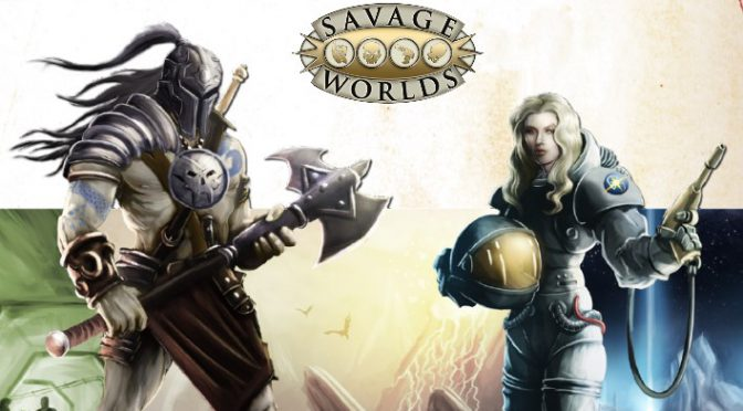 Giving Savage Worlds Another Chance