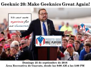 Geeknic 20