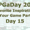 RPG a Day 2016 Day 15